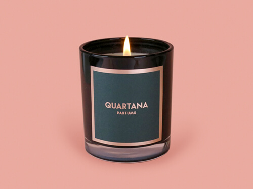 CANDLE LABEL PRINTING